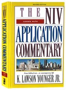 Judges, Ruth (Niv Application Commentary Series) Hardback