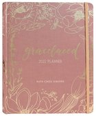 2022 12-Month Diary/Planner: Gracelaced Hardback