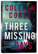 Three Missing Days (#03 in Pelican Harbor Series) Paperback