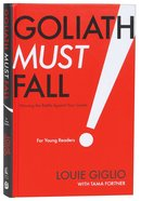 Goliath Must Fall (For Young Readers) Hardback