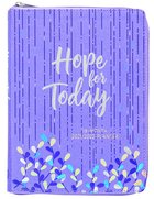 2021-2022 18 Month Diary/Planner: Hope For Today Ziparound Imitation Leather