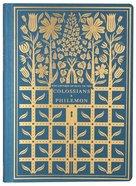 ESV Illuminated Scripture Journal Colossians and Philemon (Black Letter Edition) Paperback