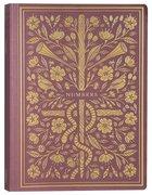 ESV Illuminated Scripture Journal Numbers (Black Letter Edition) Paperback