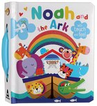 Noah and the Ark With Touch and Feel Padded Board Book