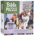 Bible Jigsaw Puzzle: Jesus and Children (1000 Pieces) Game