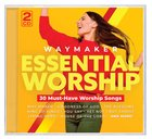 Essential Worship: Waymaker Double CD CD