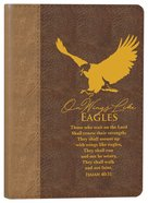 Lux Journal: On Wings Like Eagles Imitation Leather