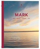 NLT Alabaster Mark: Read, Reflect, Respond, Rest (Alabaster Guided Meditations Series) Paperback
