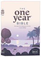 NKJV One Year Bible (Black Letter Edition) Paperback