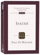 Isaiah (2020 Edition) (Tyndale Old Testament Commentary (2020 Edition) Series) Paperback