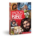 The Action Bible New Testament: God's Redemptive Story Paperback