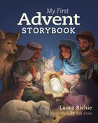 My First Advent Storybook Board Book
