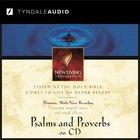 Psalms & Proverbs on CD NLT eAudio