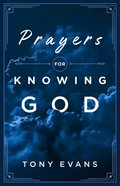 Prayers For Knowing God eBook