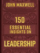 150 Essential Insights on Leadership eBook