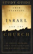 Israel and the Church Study Guide eBook
