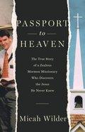 Passport to Heaven eBook