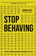 Stop Behaving eBook