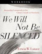 We Will Not Be Silenced Workbook eBook