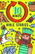 10-Minute Bible Stories Paperback