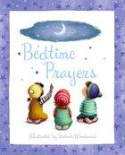 Bedtime Prayers Hardback