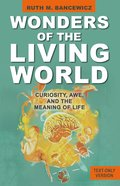 Wonders of the Living World (Text Only Version) eBook