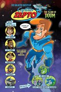 The Issue 1 (#01 in The Galactic Quests Of Captain Zepto Series) eBook