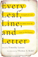 Every Leaf, Line, and Letter eBook