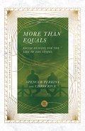 More Than Equals eBook