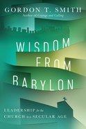 Wisdom From Babylon eBook