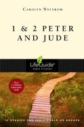 1 and 2 Peter and Jude (Lifeguide Bible Study Series) eBook