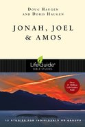 Jonah, Joel and Amos (Lifeguide Bible Study Series) eBook