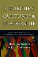 Churches, Cultures and Leadership eBook