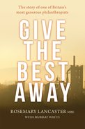 Give the Best Away eBook