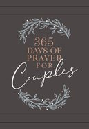 365 Days of Prayer For Couples eBook