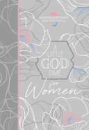 A Little God Time For Women Morning & Evening Devotional eBook