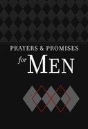 Prayers & Promises For Men eBook