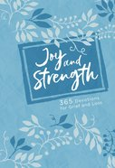 Joy and Strength eBook