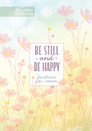 Be Still and Be Happy eBook