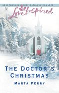 The Doctor's Christmas (Love Inspired Series) eBook