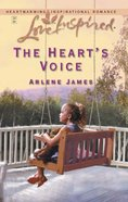 The Heart's Voice (Love Inspired Series) eBook