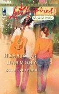 Hearts in Harmony (Men of Praise) (Love Inspired Series) eBook