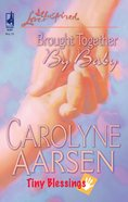 Brought Together By Baby (Tiny Blessings) (Love Inspired Series) eBook