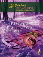 Her Christmas Protector (Love Inspired Series) eBook