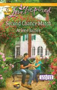 Second Chance Match (Chatam House) (Love Inspired Series) eBook