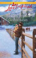 The Baby Promise (Love Inspired Series) eBook