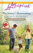 The Nanny's Homecoming (Rocky Mountain Heirs) (Love Inspired Series) eBook