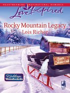 Rocky Mountain Legacy (Love Inspired Series) eBook