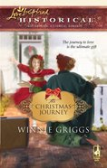 The Christmas Journey (Love Inspired Historical Series) eBook
