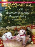 Heart of the Family (Love Inspired Series) eBook